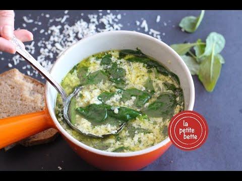 recette-de-la-meilleure-soupe-italienne-stracciatella