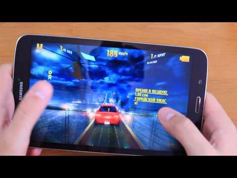 Samsung Galaxy Tab 3 8.0 Тест Игр
