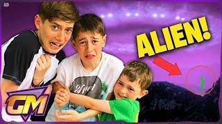 Kids Find A Real Alien Called Lu-La!!