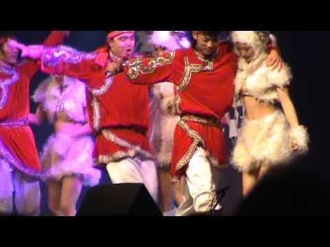 China - 01 The China Hohhot Mongolian Performing Art Group - Huhehot