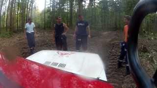14. tekmovanje ekip gasilskih terenskih vozil - PGD Unec