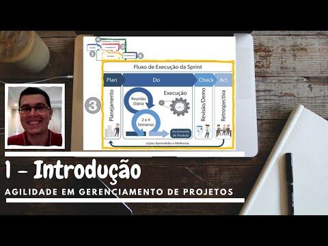 1 - Agilidade em Gerenciamento de Projetos - Introdução from YouTube · Duration:  3 minutes 42 seconds