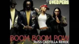 Black Eyed Peas - Boom Boom Pow (Russ Castella Remix) INSTRUMENTAL