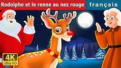 Rodolphe et le renne au nez rouge | Histoire Pour S'endormir | Contes De Fées Français