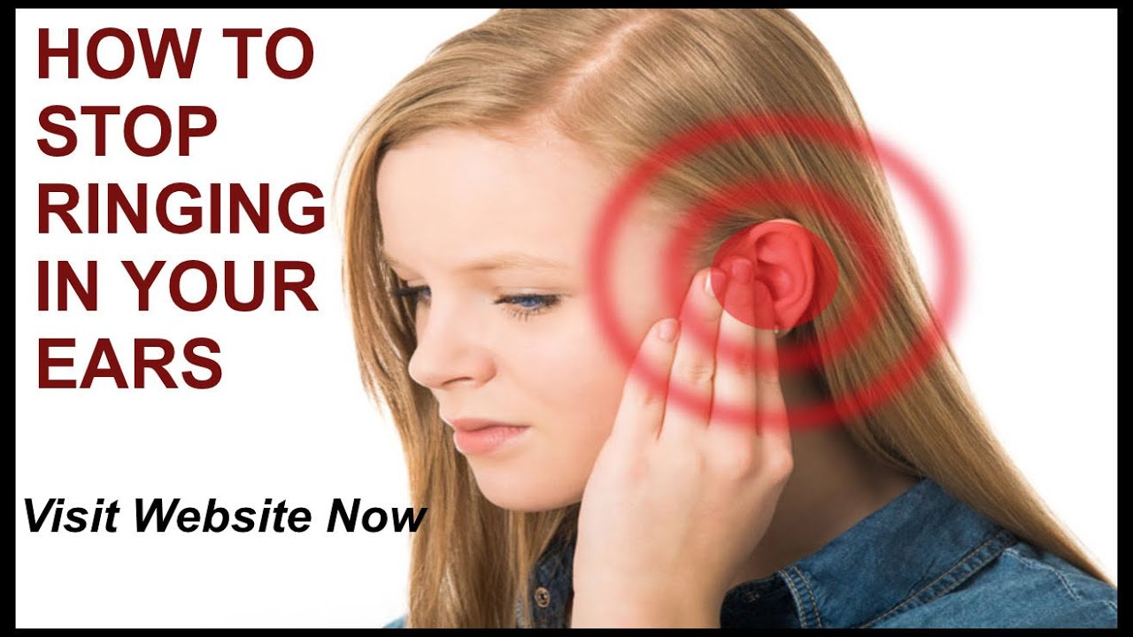 RINGING IN EARS SOUND EFFECT - How To Stop Ringing The ...