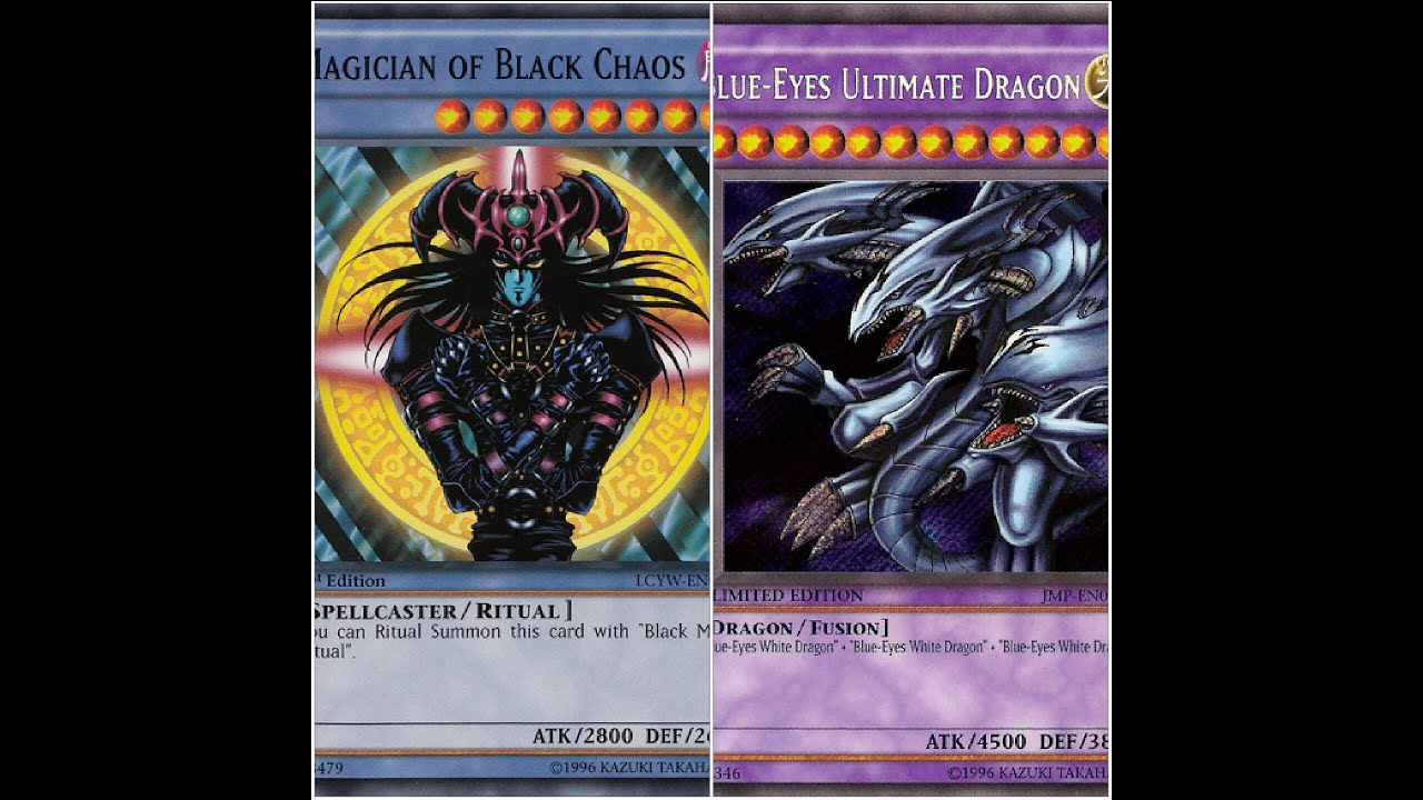 yugioh eternal duelist soul summoning magician of black chaos and