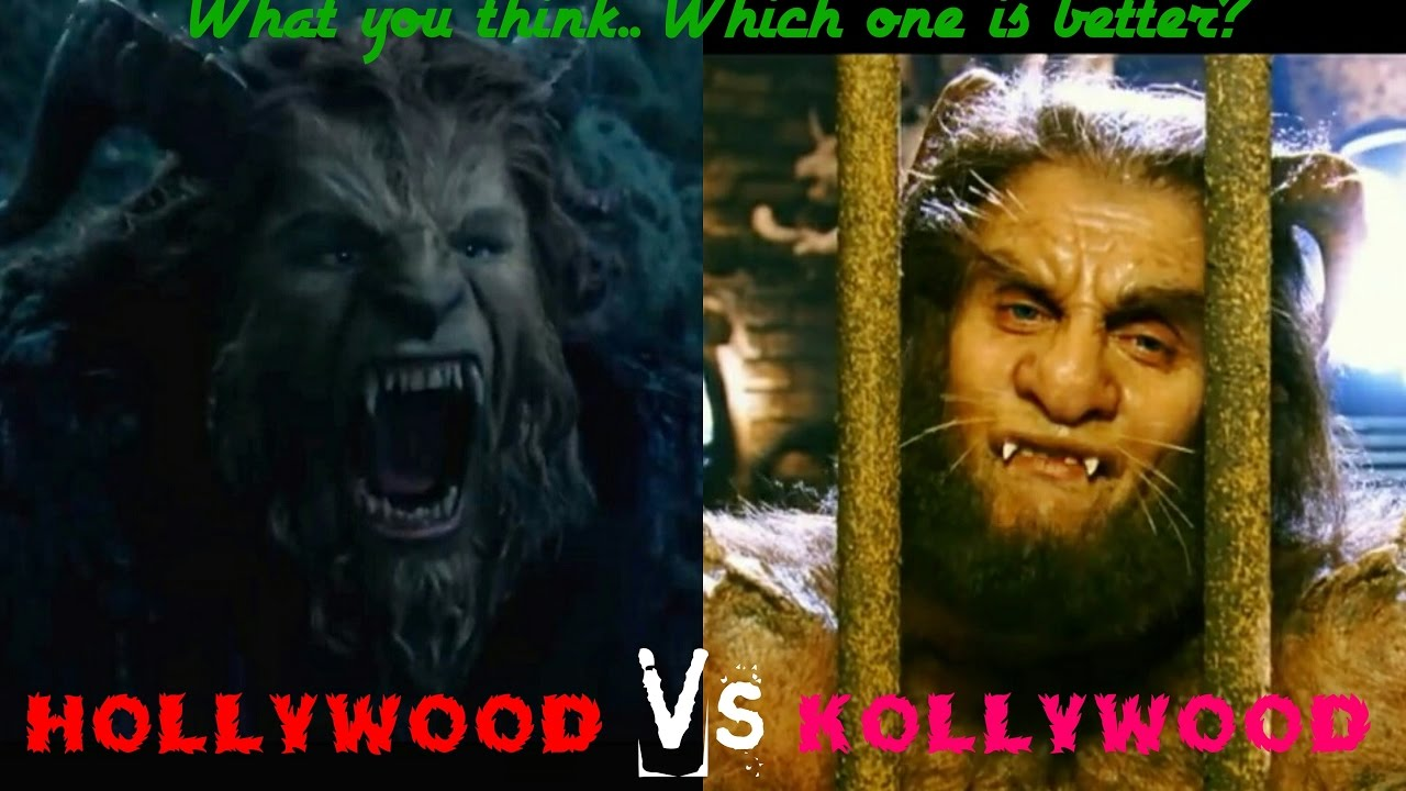 Beauty And The Beast Vs I Movie