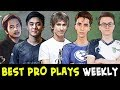 Best PRO plays of the week #16 — Dendi, Miracle, InYourDream, Abed