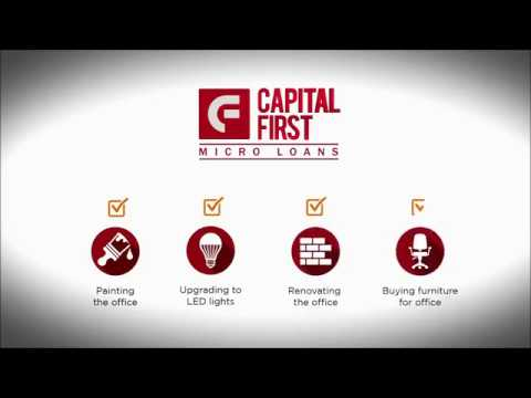 ASHA FILMS   Office Renovation  Capital First Micro Business Loans tvc