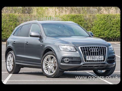 2010 Audi Q5 Quattro 0 60 >> 2011 60 Audi Q5 3 0 Tdi Quattro S Line S Tronic Youtube