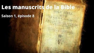 S01E08 - Les manuscrits de la Bible