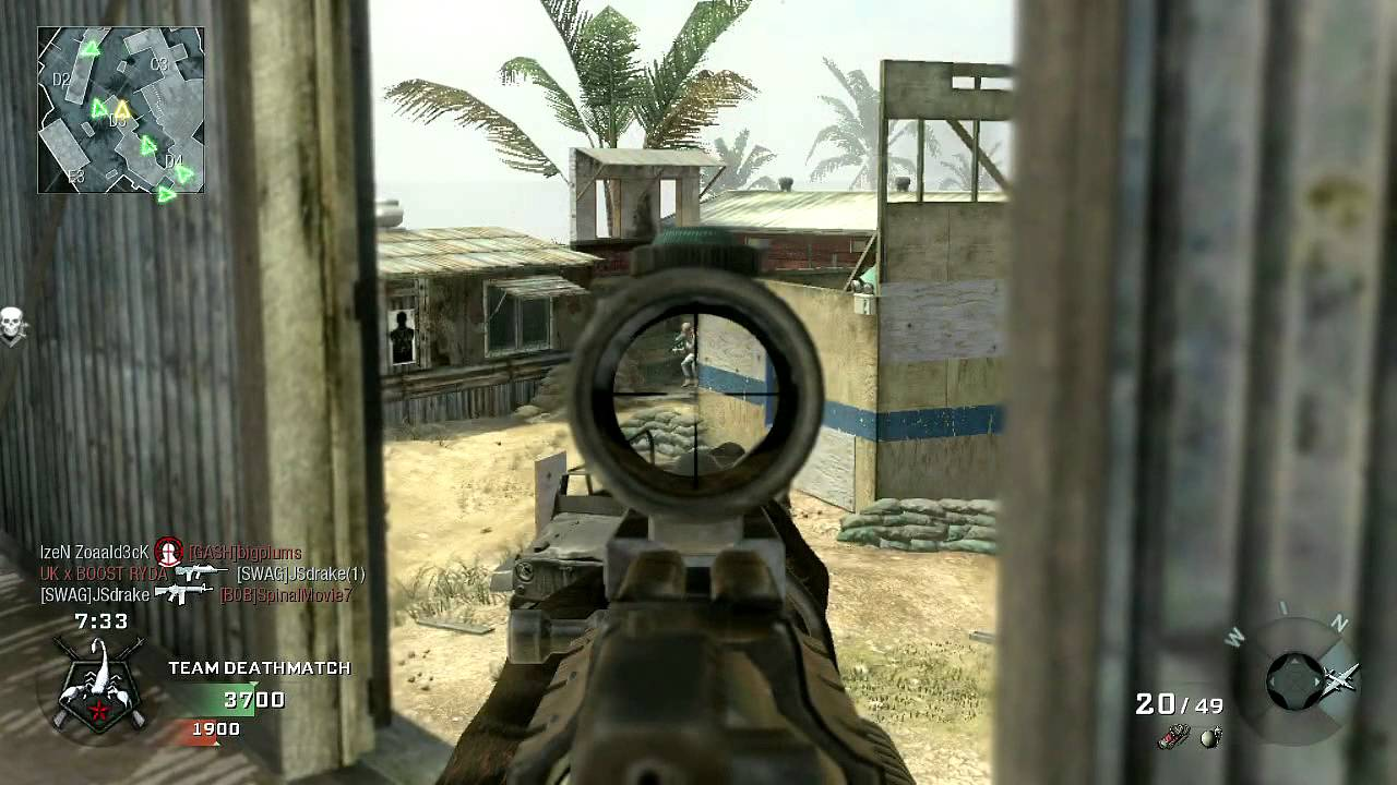 FN FAL - Black Ops Multiplayer Weapon Guide