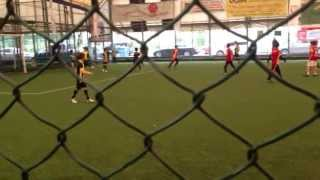 FenerBahçe Futbol Okulu-Galatasaray Futbol Okulu