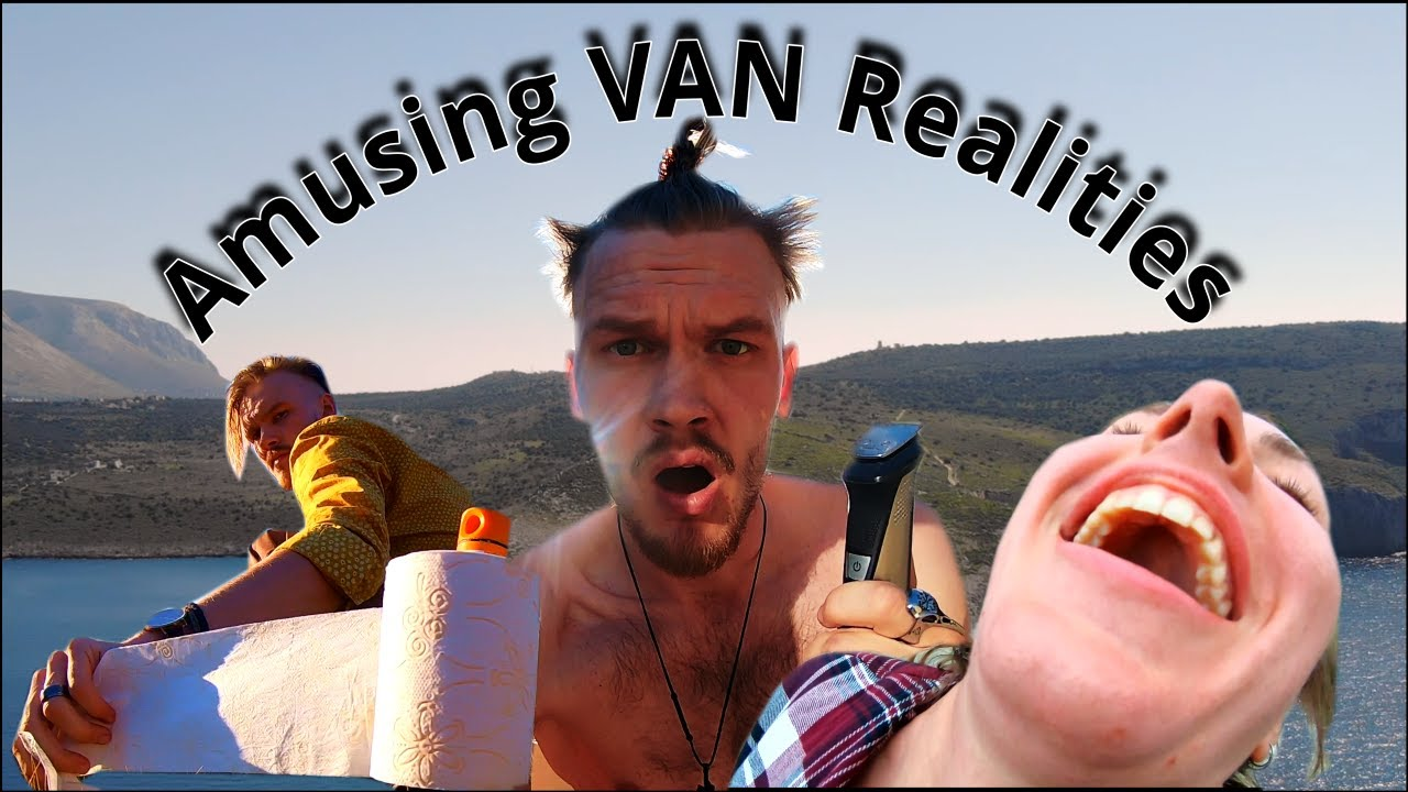 Van Life Realities in different Movie Genres | Cinematic | Funny short movies