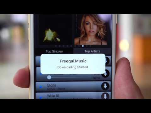 Hume Libraries: Free music with Freegal
