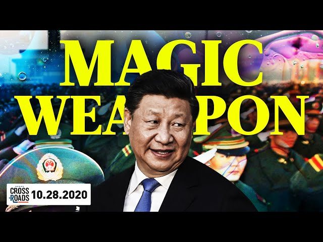 China's 'Magic Weapon' Exposed; US Should Proceed With Caution on Faction Leaks