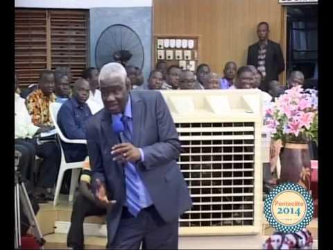 4 Juin 2014: L'onction de restauration et d'équipement. Dr Mamadou P. KARAMBIRI