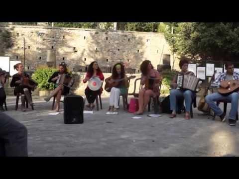 Groupe Izlan, Festival Saint Chamas Musique 3 Iguerbouchen