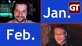 Thumbnail für Die Spiele des Jahres 2016 - Januar & Februar (Michi & Fritz) - Jahresrückkblick - GT-Talk #36