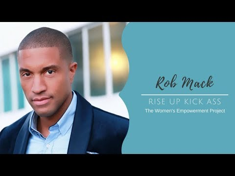 Happiness from the inside out with Rob Mack