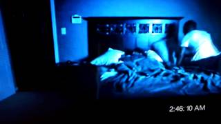 Ghost Movie - Frau furzt im Schlaf (Woman farts while she is sleeping)