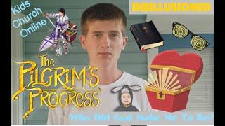Kids Church Online: Chris's Testimony