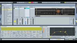 Layer Kicks In Ableton With The DSP Project - Avoiding Phase Cancellation