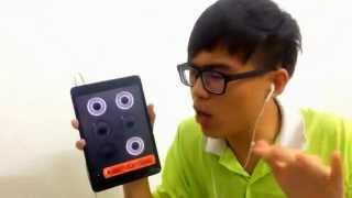 Ipad Mini Beatbox[Loopy HD]