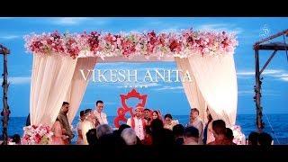 Indian Destination Beach Wedding | Thailand | Phuket | Vikesh & Anita
