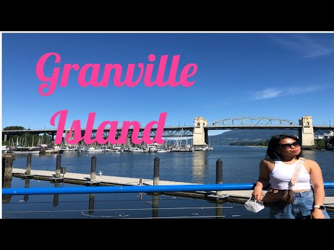 A Day At Granville Island