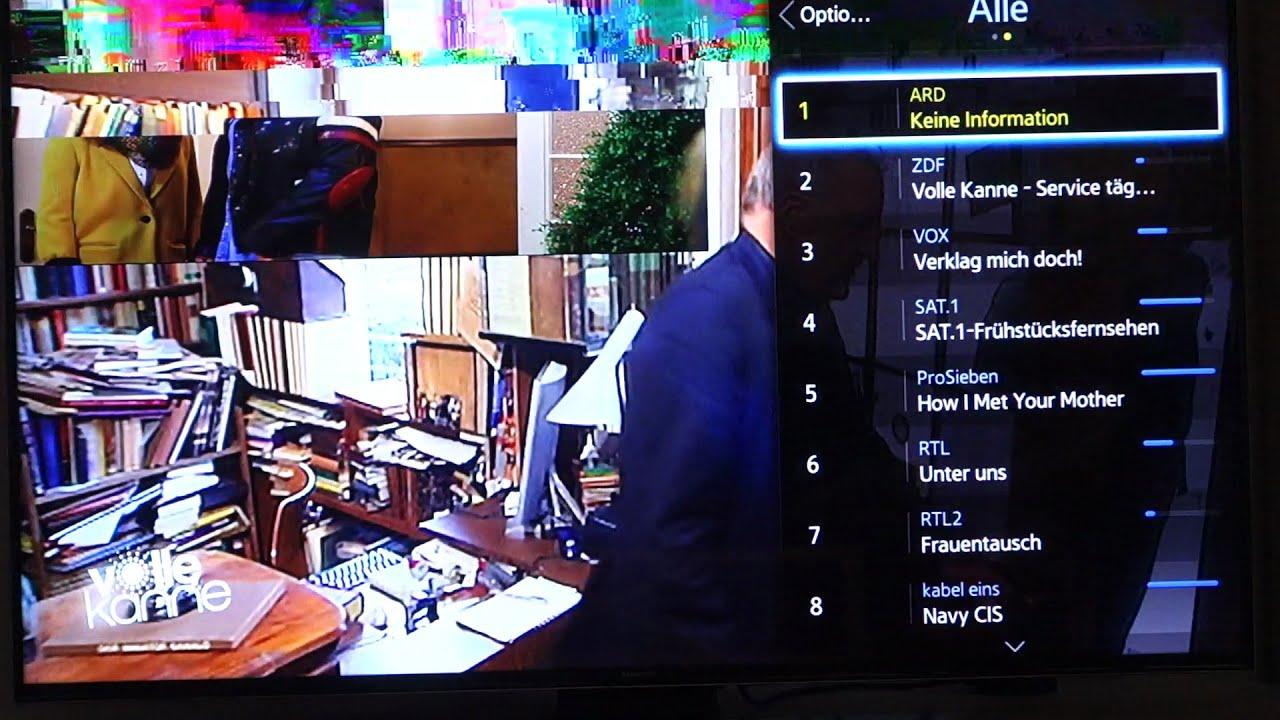 Samsung Tv Einzelnen Sender Suchen