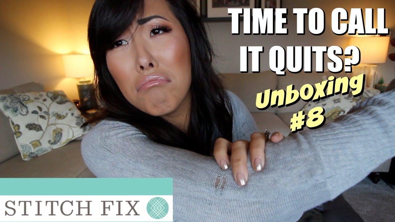 b28abe44716 STITCH FIX UNBOXING & TRY ON #8 | ITSJUSTKELLI - YouTube