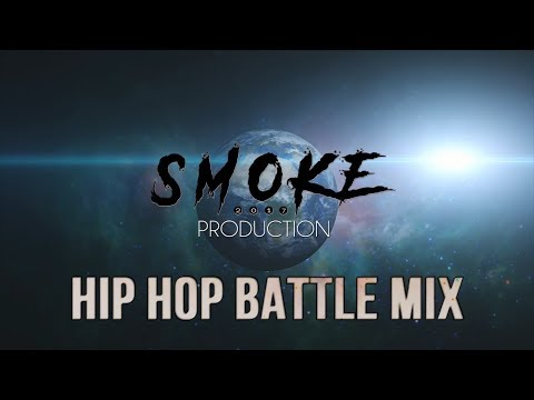 SMOKE - HIP HOP BATTLE vol 4 MIX 2017