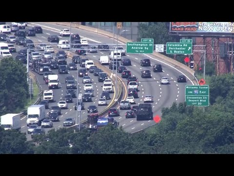Mikey V - Is Your Commute One of The Worst Congestion Spots In Mass.?