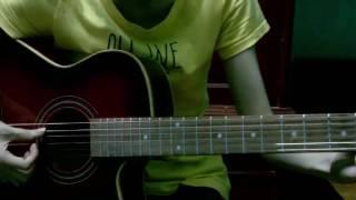 Anh cứ đi đi - guitar cover