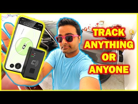 CARLOCK Portable – Advanced Multi-Purpose GPS Tracking System