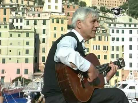 Buby Senarega canta la Liguria