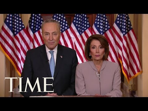 Democrats' Response To President Trump's Oval Office Address | TIME
