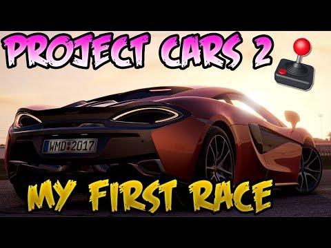 Project CARS 2 - 4K   2160p   3440x1440   60FPS   GTX 1080 SLI   i7-6950X