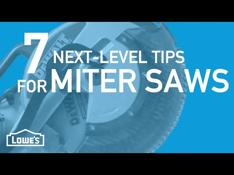 7 Next-Level Tips for Miter Saws | Beyond The Basics
