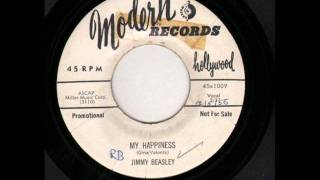 My Happiness Jimmy Beasley 1957 Modern 1009