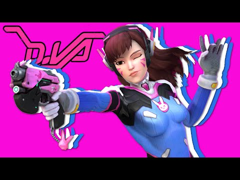 [Overwatch SFM] D.Va Online from YouTube · Duration:  5 minutes 1 seconds