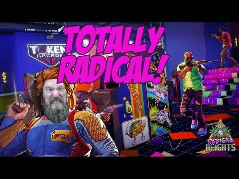 THE FORTNITE KILLER?! // Radical Heights   Live Stream 4-10-18