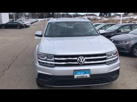 James' CPO 2018 Volkswagen Atlas Launch Edition at Frank Boucher VW