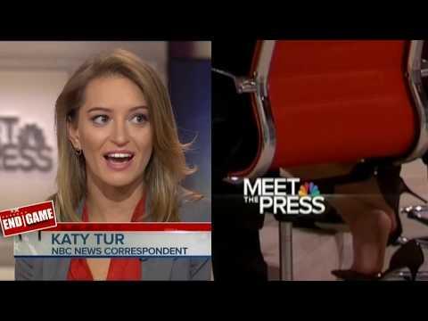 Sexy Heel Pop: Katy Tur & Hallie Jackson