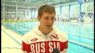 Плавание Чемпионат и Первенство ЦФО 2013 май Обнинск