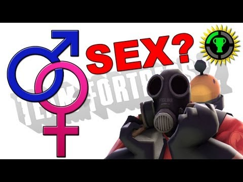 Game Theory: The TF2 Pyro...Male or Female?