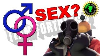 Repeat youtube video Game Theory: The TF2 Pyro...Male or Female?