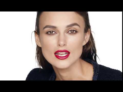 154 ROUGE COCO film with Keira Knightley  featuring the 'Dimitri' shade