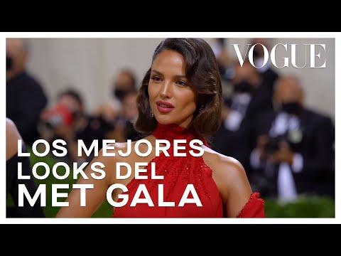 Los 15 mejores looks de la MET Gala 2021 | MET Gala 2021 | Vogue México y Latinoamérica
